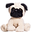 Thumbnail: Pandy The Pug 16 inch Create A Cuddly Friend Package