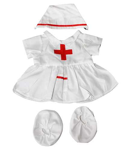 Nurses Outfit 16 inch  - Pre-order
