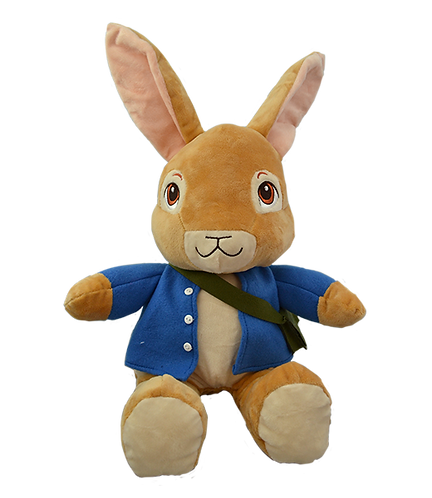 Peter Rabbit 16 inch Create A Cuddly Friend Package