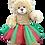Thumbnail: Christmas Tutu 16 inch