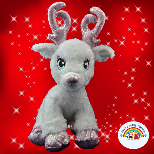 Sparkle the Reindeer 8 inch Christmas Eve Box Filler Pack