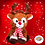 Thumbnail: Randall The Reindeer 8 inch Christmas Eve Box Filler Pack