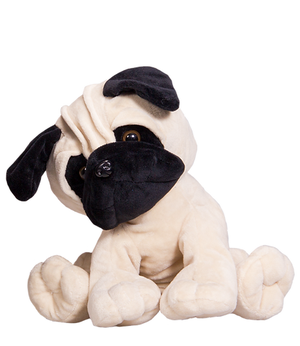 Pandy The Pug 16 inch Create A Cuddly Friend Package