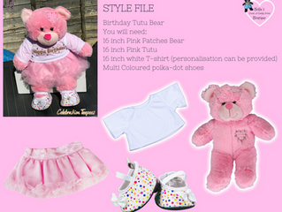 Bella Bears FIRST Style File!