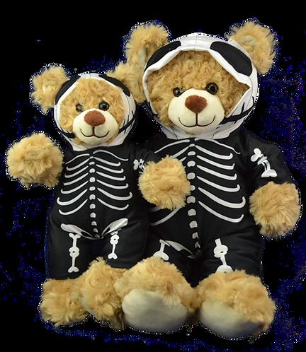 Skeleton Morph Suit 8 inch
