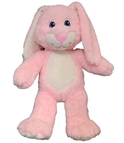 Hippity The Pink Super Soft Bunny 16 inch