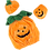 "Thumbnail: pumpkin ""Jack O Lantern"" Outfit 16 inch"