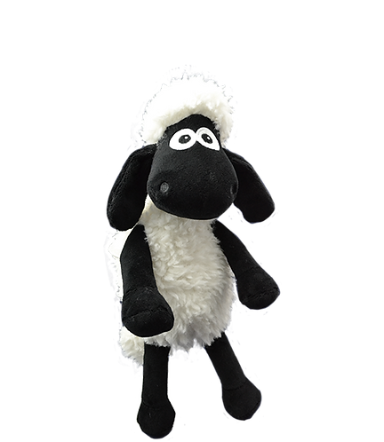 Shaun The Sheep 8 inch Create A Cuddly Friend Package