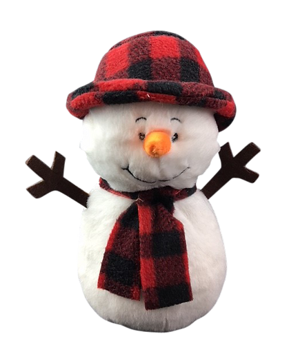 Flurry The Snowman 16 inch