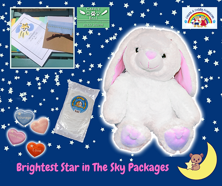 Brightest Star In The Sky Package - Cottontail the Bunny