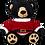 Thumbnail: Santa Sweater 16 inch