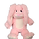 Thumbnail: Hippity The Pink Super Soft Bunny 8 inch