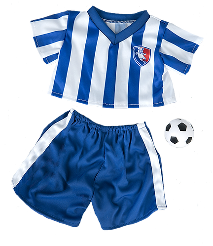 All Stars Soccer Kit 16 inch with football