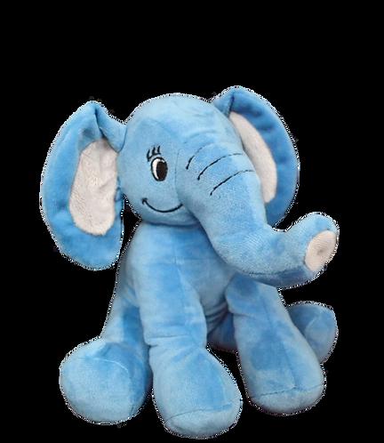 Elmer The Blue Elephant 8 inch