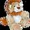 Thumbnail: Dand D Lion 16 inch Create A Cuddly Friend Package