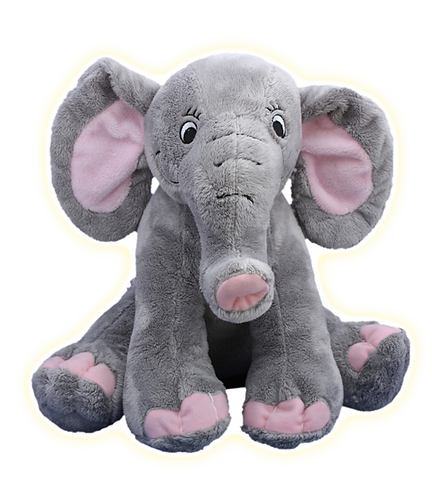 Trunks The Elephant 8 inch
