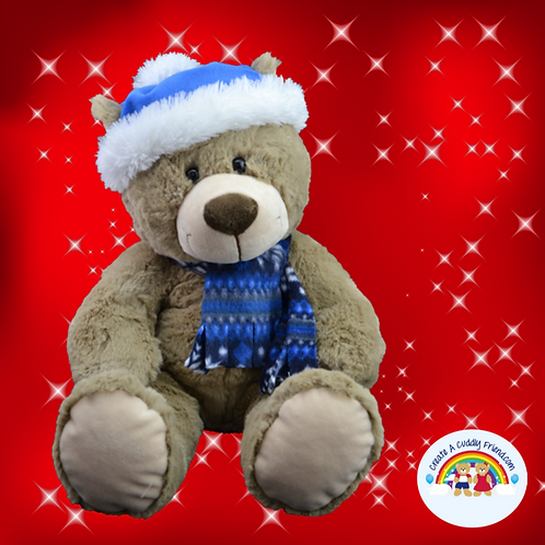 Toboggan The Bear 8 inch Christmas Eve Box Filler Pack