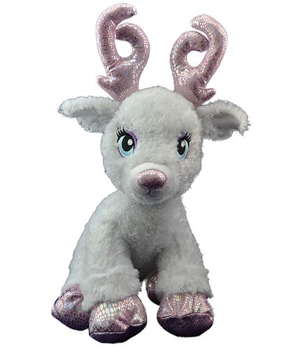 Sparkle The Reindeer 8 inch