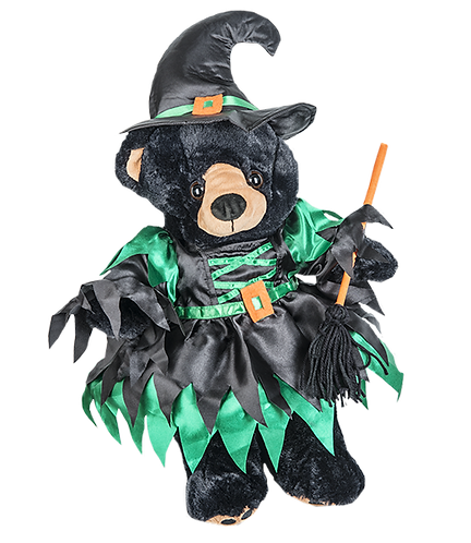 Wicked Witch Outfit with broom 16 inch