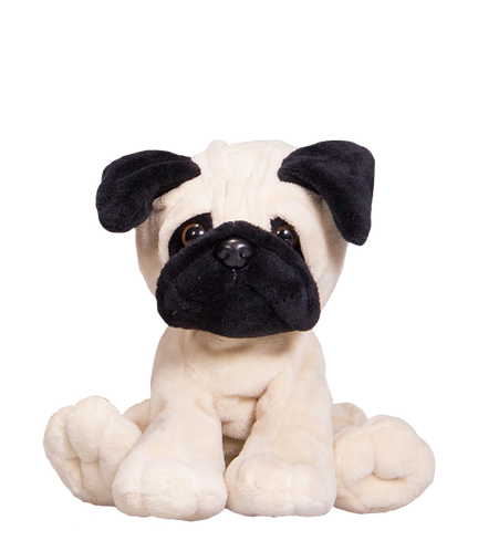 Pandy The Pug Create A Cuddly Friend Package 8 inch