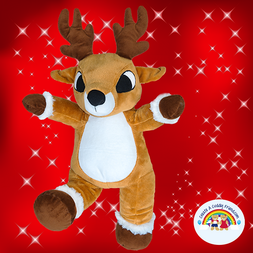 Create A Cuddly Festive Friend - Ed The Reindeer 16 inch Package