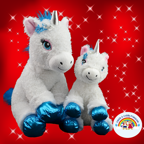 Hope The Winter Unicorn 16 inch Christmas Eve Box Filler Pack