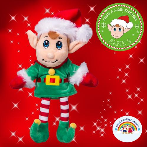 Alfie The Elf 8 inch Christmas Eve Box Filler Pack