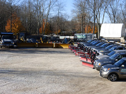 Our Winter Fleet