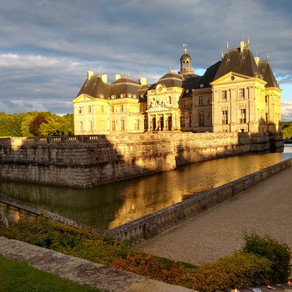 A spectacular evening at the Chateau