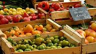 Amazing produce at the Saturday morning