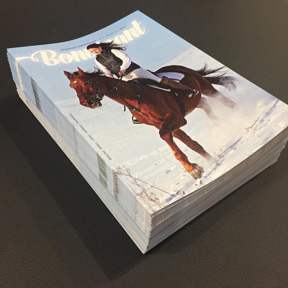 Bonvivant magazine