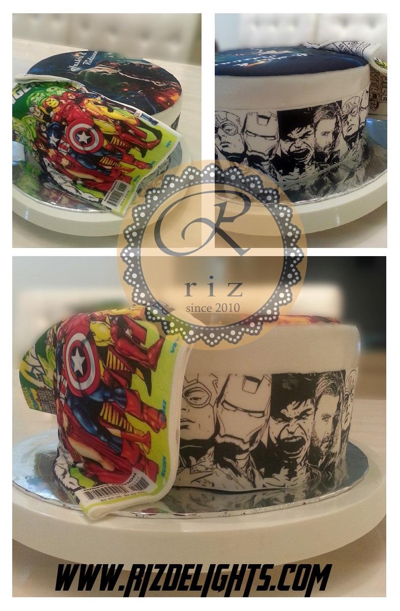 Avengers theme