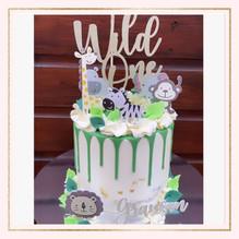 Wild One and safari cupcakes.jpg