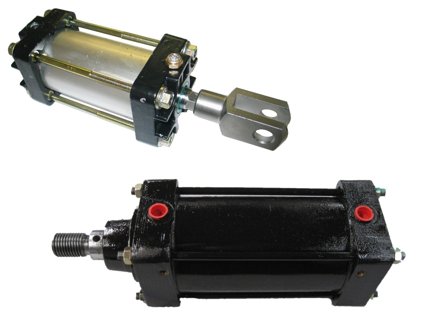 Uncoupling Cylinders