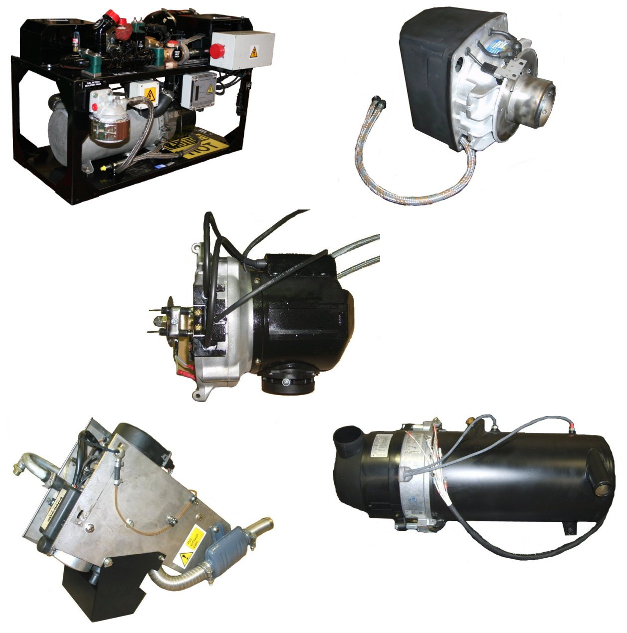 Engine Pre-Heaters&Auxiliary Heaters