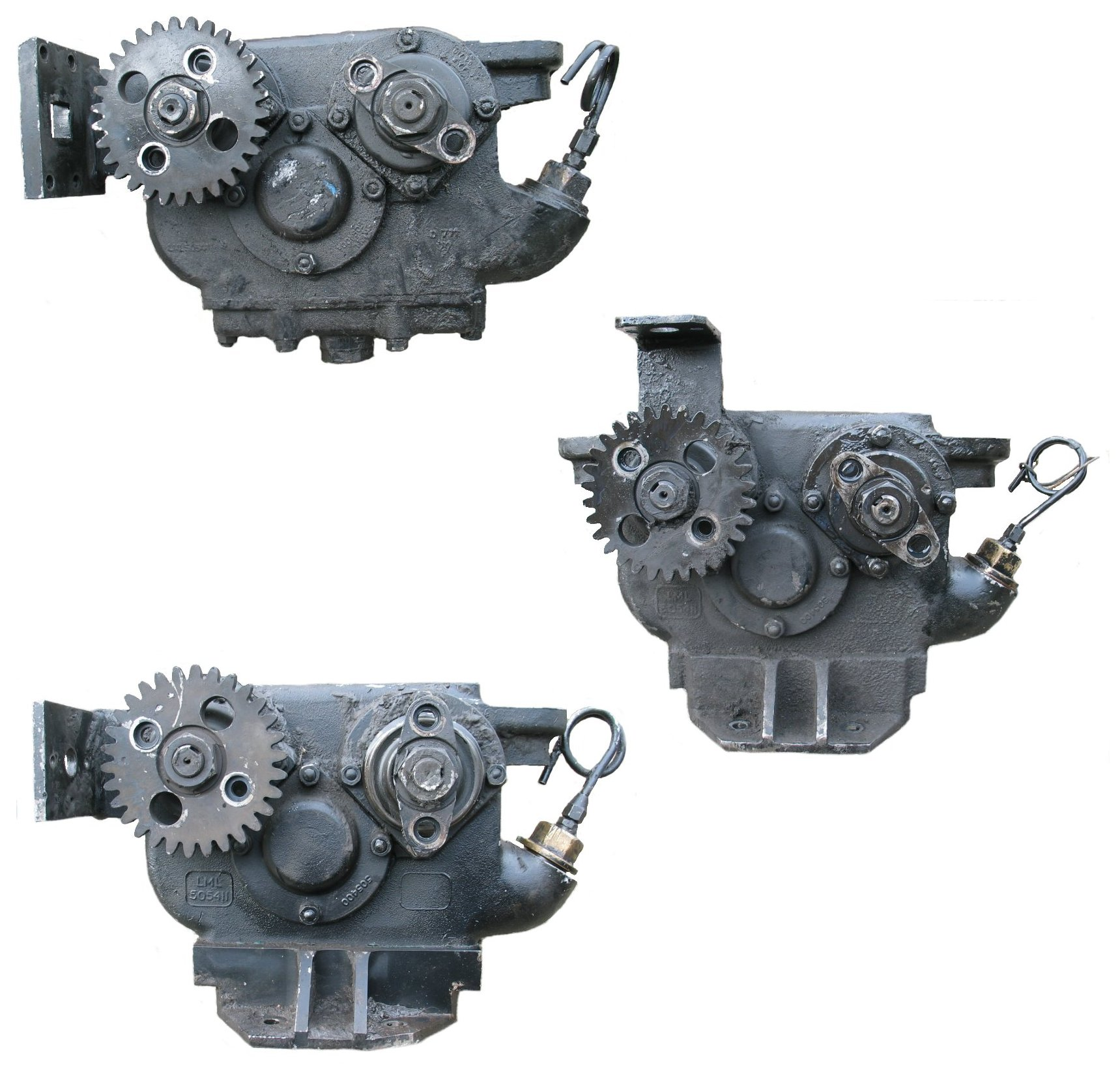 Alt Drive Gearboxes