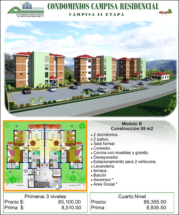 Condominios Orquideas