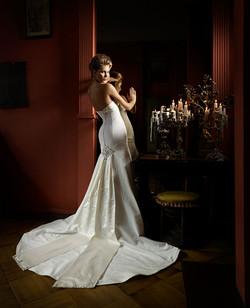 elegant bridal styles by best MUA
