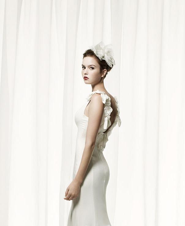 best bridal look by NYC artist Eva
