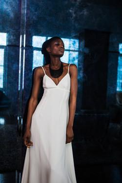 dark skin  NYC wedding makeup