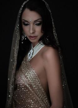 Makeup artist for indian wedding