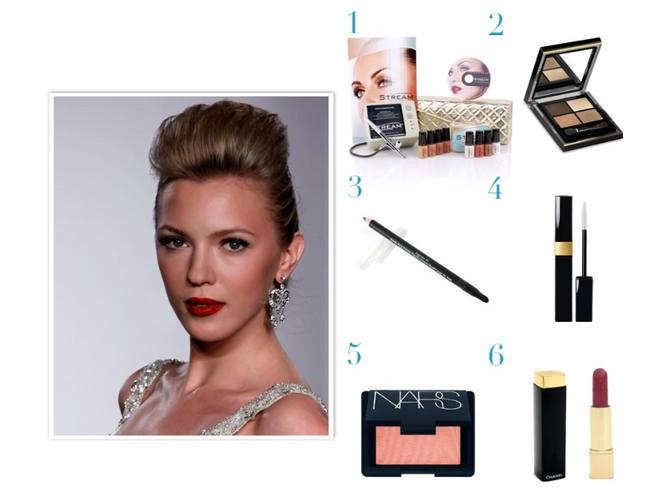 EXPERT STYLE TIPS - GLAMOROUS HALLOWEEN MAKEUP TIPS BY EVA PATEL