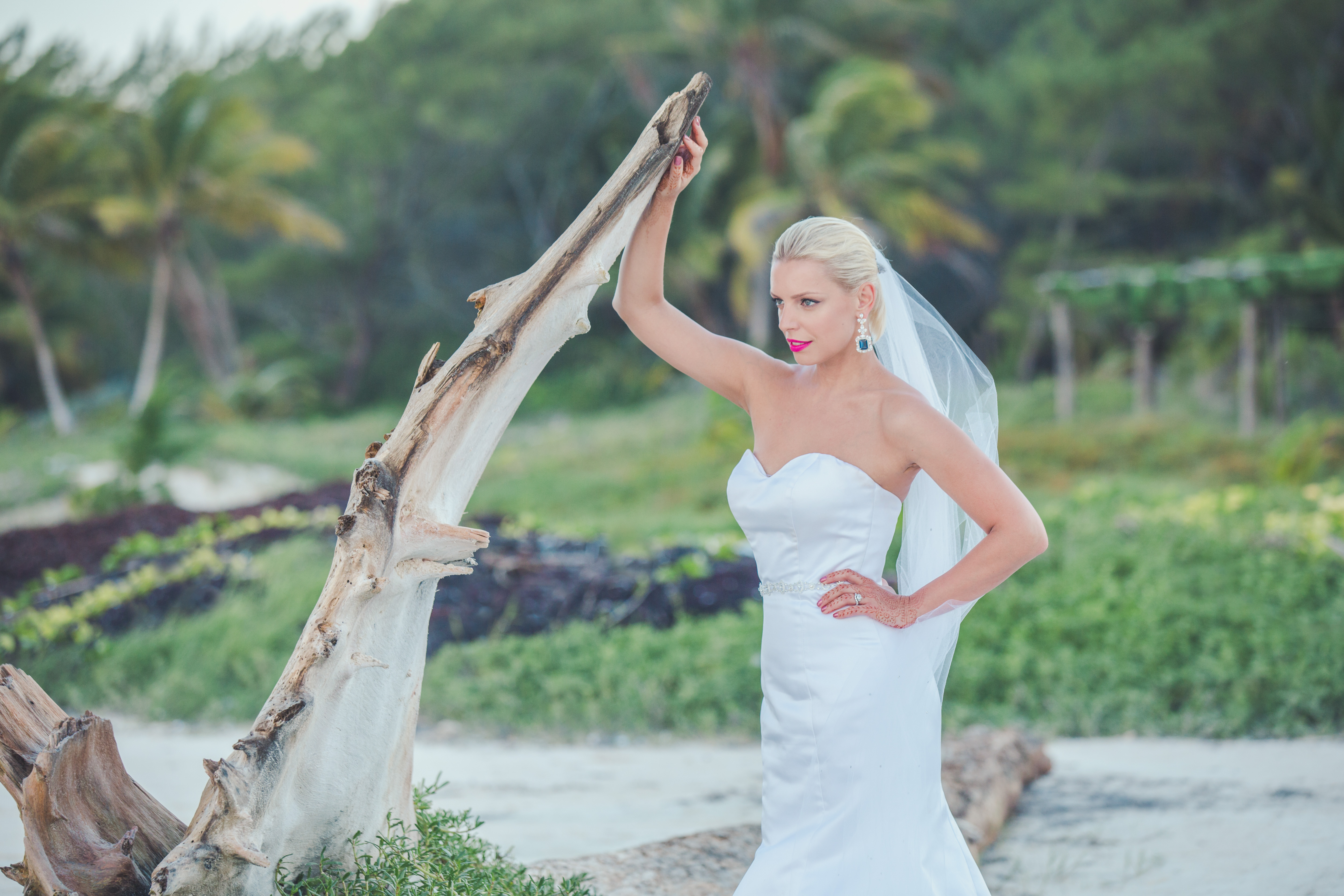 MUA Eva Patel destination weddings