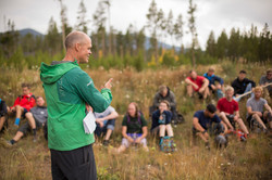 Teaching from the Trail