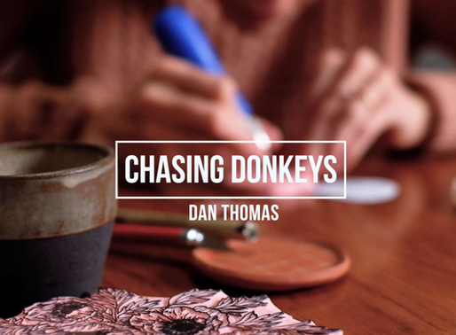 ...into the Word: Chasing Donkeys