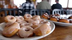 Fresh Made Donuts
