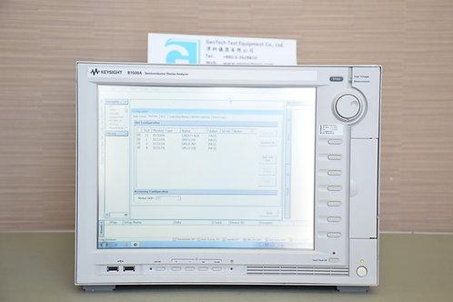 Keysight/Agilent B1500A