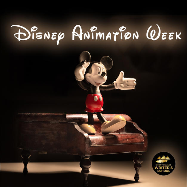 Disney Animation Week