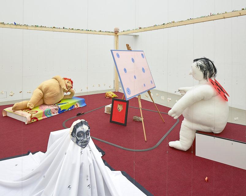 daniel von bothmer, kunst, kunstverein hannover, documenta-halle, kassel, bremen, kunst, installation, skulptur