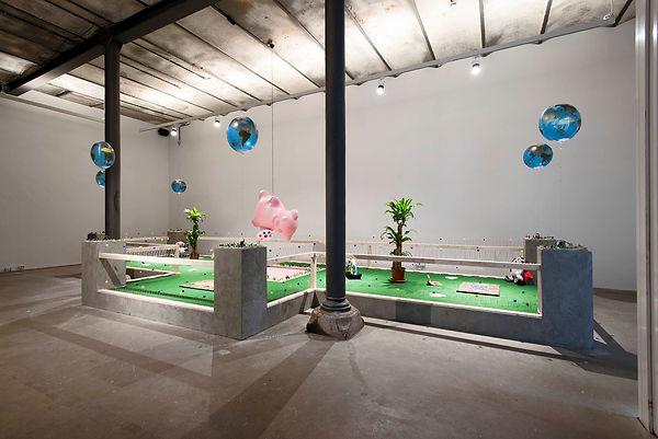 daniel von bothmer, städtische galerie, bremen, förderpreis, kunst, installation, art